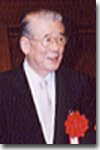 Photo of Professor Ikuo Hirayama 2