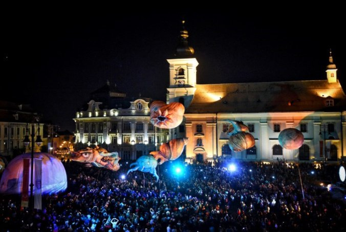 Photo of Sibiu International Theatre Festival