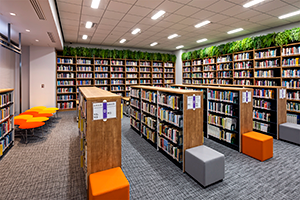 Photo of Library