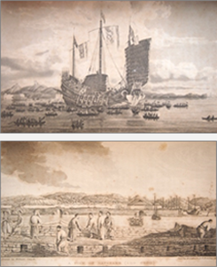 Image of Narrative of a voyage to the Pacific and Beering's Strait, to co-operate with the Polar expeditions : performed in His Majesty's ship Blossom, under the command of Captain F. W. Beechey, in the years 1825, 26, 27, 28