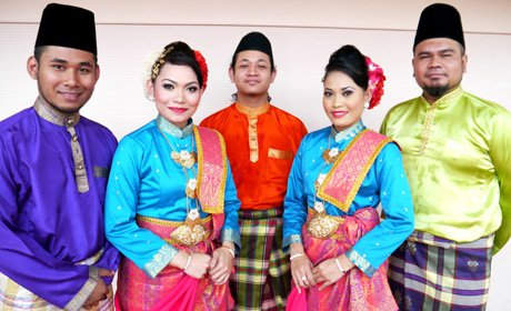 Photo of ASWARA Dance Company
