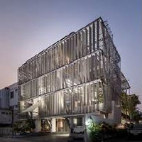 Photo: DP Group Headquarters Office buildingrenovation in Bangkok
