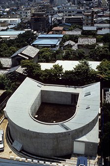 Photo of Toyo Ito's work