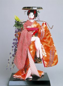 Photo of Japanese doll 1