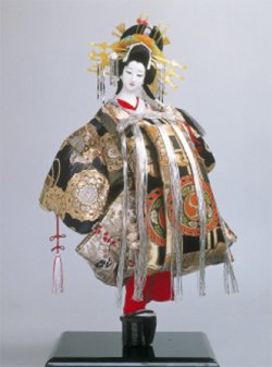 Photo of Japanese doll 2
