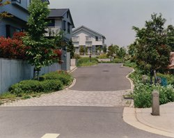 Photo from rom the series TOKYO SUBURBIA, taken by Takashi Honma