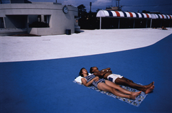 Photo from the series The Long Vacation, taken by Mitsugu Ohnishi