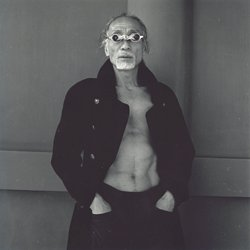 Photo titled A Performer of Butoh dance, taken by Hiroh Kikai