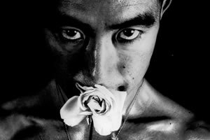 Photo taken by Eikoh Hosoe