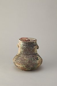 Photo of Shiro Tsujimura, Fresh-water jar