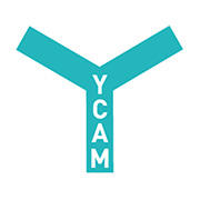 Photo of logo of YCAM InterLab