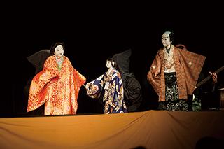 古浄瑠璃『弘知法印御伝記』の写真
