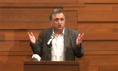 Photo of the entire lecture of Dr. Guha