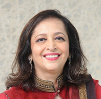Photo of Dr. Swati A. Piramal