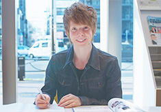 Message from People Studying Japanese of the World photo of Kevin Reynolds