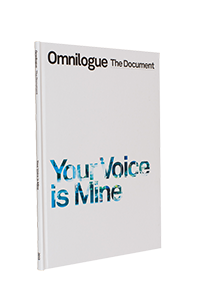 Cover of Omnilogue : Your Voice is Mine catalogue