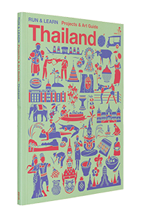 Cover of Run & Learn : Projects & Art Guide, Thailand