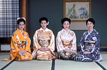 Image of A Story from The Makioka Sisters